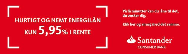 Santander Energilån